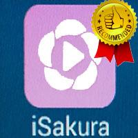 iSakura - Streaming Japanese TV