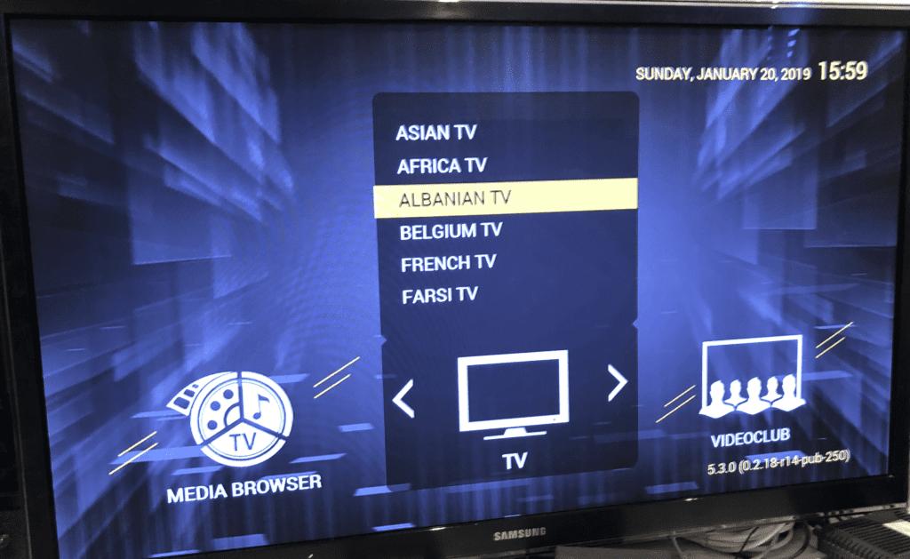 Streaming Albanian TV - Streaming TV Asia