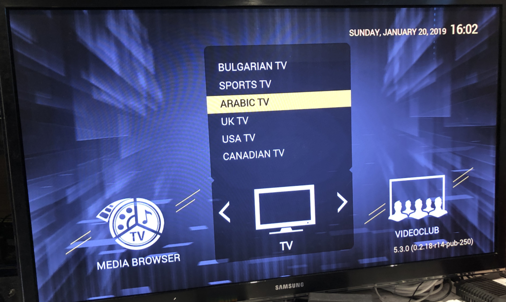 streaming arabic tv - Streaming TV Asia