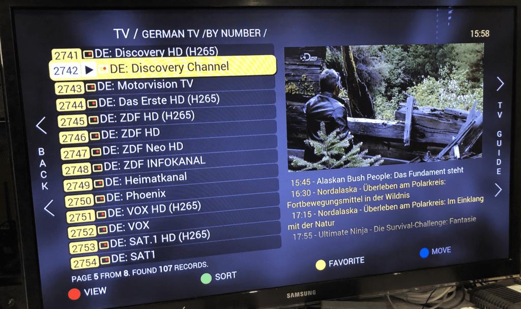 German Tv Streaming