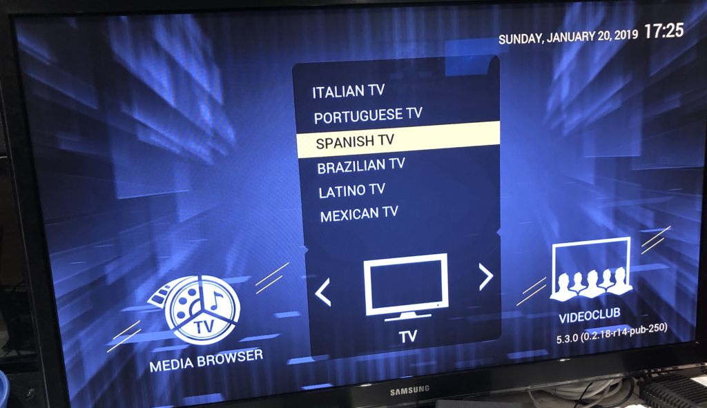 Streaming Spanish TV - Streaming TV Asia